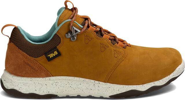 Teva W's Arrowood LUX WP Shoes Cognac